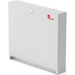 Шкаф распределительный Wester наружный ШРН-4 (857х119х652-715)