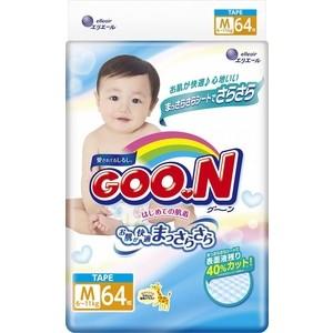 Подгузники Goon M (6-11 кг) 64 шт 4902011-751338