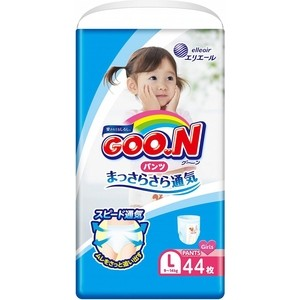 Трусики Goon L (9-14 кг) 44 шт 4902011-857719