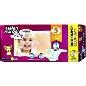 Подгузники Helen Harper Baby размер 5 Junior (11-25 кг) 54шт 5411416-029755