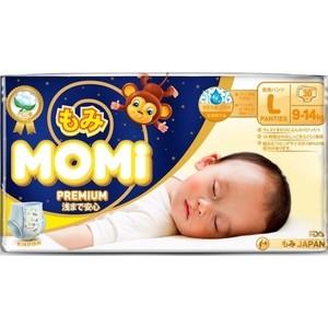 Подгузники трусики Momi L( 9-14 кг) 30 шт. 4573726-789314