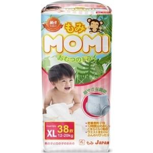 Трусики Momi XL (12-20 кг) 38 шт 4573726-789048