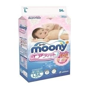 Подгузники Moony L (9-14 кг) 54 шт 4903111-244003