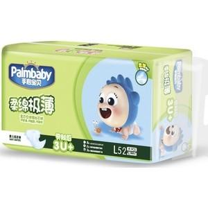 Подгузники Palmbaby ультратонкие L (9-14 кг) 52 шт 6931882-000410