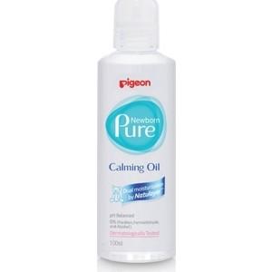 Успокаивающее масло Pigeon Newborn Pure Calming Oil 0+ мес 100 мл 4902508-262408