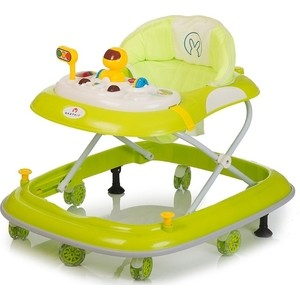 Ходунки BabyHit SOFTEDGE GREEN