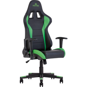 цена на Кресло Nowy Styl Hexter ml r1d tilt pl70 eco/01 black/green