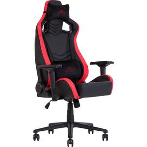 Кресло Nowy Styl Hexter pro r4d tilt mb70 eco/01 black/red
