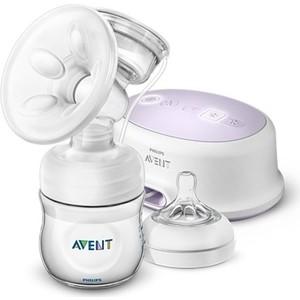 Молокоотсос электронный Avent Philips Ultra Comfort с принадлежностями
