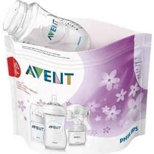 Пакеты Avent для стерилизации в микроволновой печи (5 шт.) арт. 82970