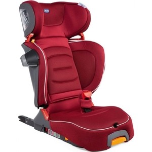 Автокресло Chicco Fold&Go I Size Red Passion автокресло chicco auto fix fast baby red mave