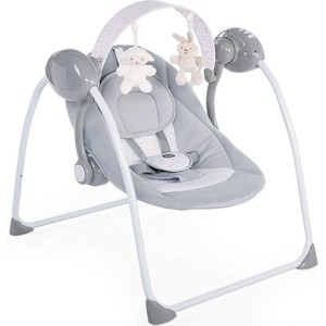 Качели Chicco Swing Relax & Play Cool Grey