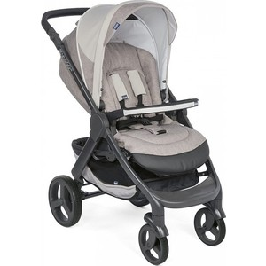Коляска 2 в 1 Chicco Stylego Up Crossover Beige