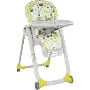 Съемный настил для стульчика Chicco Polly Progres5 расцветка Kiwi цена