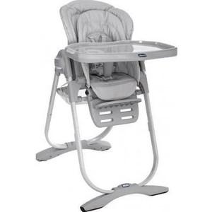 цена на Съемный настил для стульчика Chicco Polly Magic цвет Light Grey