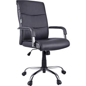 Кресло руководителя Helmi HL-E03 Accept экокожа черная
