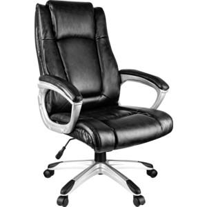 Кресло руководителя Helmi HL-E09 Capital экокожа черная dean e09 5 cbk