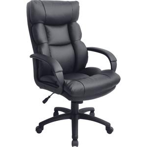 Кресло руководителя Helmi HL-E10 Forum LT экокожа черная