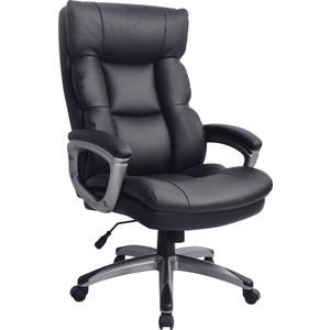 Кресло руководителя Helmi HL-E11 Forum экокожа черная