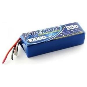 Аккумулятор Fullymax LiPo 18.5V 5S 10000mAh 25C - FB10000HP-5S