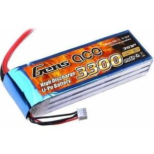 Аккумулятор Gens Li-Po - 11.1В 3300мАч 60C (3S1P) XT-90 - B-60C-3300-3S1P XT-90