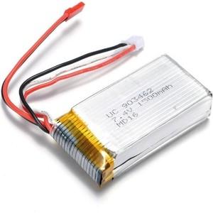 Аккумулятор WL Toys Li-Po 7.4v 1500 mah, Wl toys L959-A - L959-35