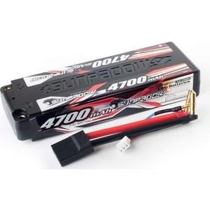 Аккумулятор Sunpadow Li-Po 2S1P 4700mAh 40C 60C TRX Hardcase - SP-4700-2-40C-S-TRX