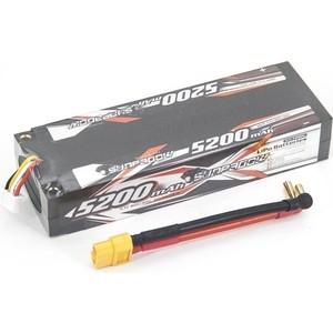 Аккумулятор Sunpadow Li-Po 3S1P 5200mAh 40C 80C XT60 Hardcase - SP-5200-3-40C-S-XT