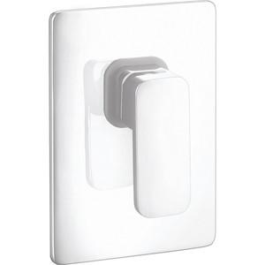 Смеситель для душа Elghansa Mondschein White белый (3420235-White) смеситель для раковины elghansa mondschein white 1620235 white