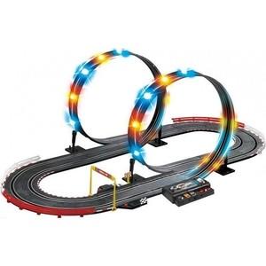 Гоночный трек CS Toys Ралли от сети длина трека 384 см 1:43 - JJ82-2 переходник для трека lightstar asta 592076