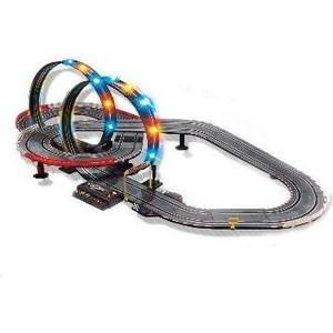 Гоночный трек CS Toys Ралли от сети длина трека 612 см 1:43 - JJ84-2