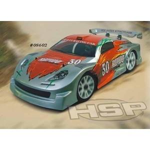 Модель раллийного автомобиля с ДВС HSP Rapido Car 4WD RTR масштаб - 94086-08602
