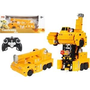 Meizhi Робот MZ Model трансформер - автокран MZ-2381PF