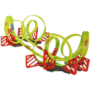 Детский пусковой трек TLD Track Racing длина трека 700 см - 68811 переходник для трека lightstar asta 592076