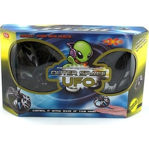 Радиоуправляемая летающая тарелка Toys UFO Outer Space ИК-управление - P138