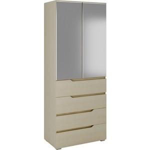 Шкаф-комод Мастер Нейт-112 (дуб молочный) МСТ-ШКН-112-ДМ-16