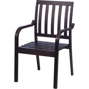 Кресло Чепецкая МФ Берн дуб темный.