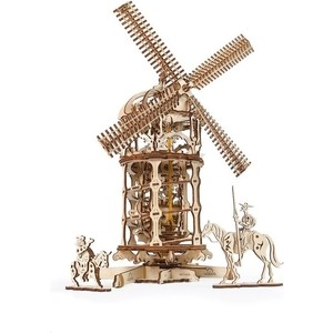 Конструктор Ugears Мельница-Башня