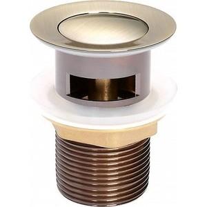 Донный клапан IDDIS Oldie, бронза (OLDBR00i88)