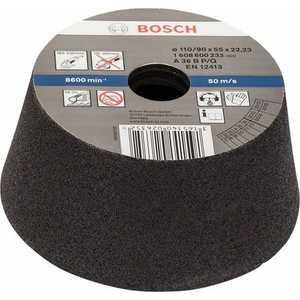 Чашка коническая Bosch 110/90х55мм K36 по металлу (1.608.600.233)