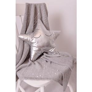 Одеяло Bizzi Growin Silver Sparkle 75*100 BG013