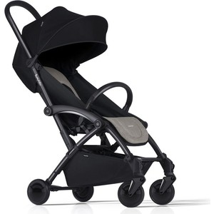 Коляска прогулочная Bumprider Connect 2 Black/Khaki Melange 51284-97