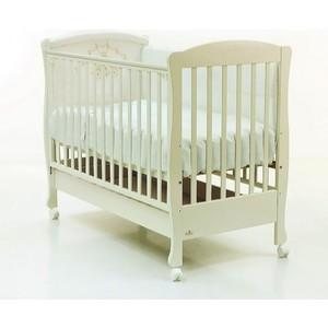 Кроватка Fiorellino Infant 120*60 с ящиком ivory
