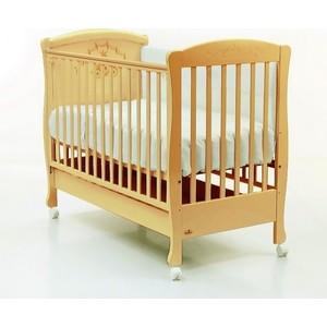 Кроватка Fiorellino Infant 120*60 с ящиком natur