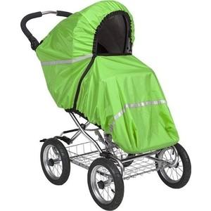 Дождевик для прогулочной коляски Tullsa green 43715