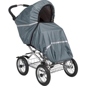 Дождевик для прогулочной коляски Tullsa grey 43703