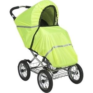 Дождевик для прогулочной коляски Tullsa neon 43716