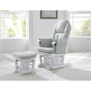 Кресло качалка Tutti Bambini GC35 White/grey