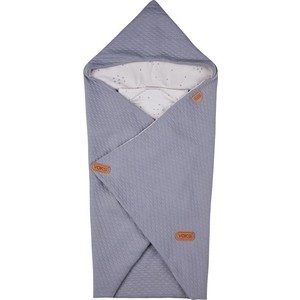 Одеяло конверт Voksi Baby Wrap Star Light Grey 10010259