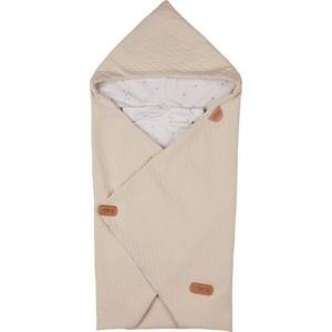 Одеяло конверт Voksi Baby Wrap Star Sand 10010259